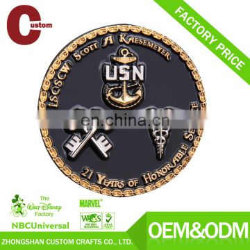 High quality custom brass india old coin for sale of