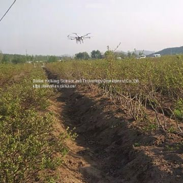6-rotor Capacity 10KG drone agriculture pesticides spraying machine drone sprayer Agricultural spraying drone