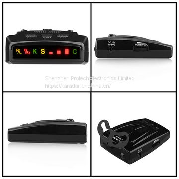 Cheapest Speed Trap Camera Radar Detector car black box 535STR