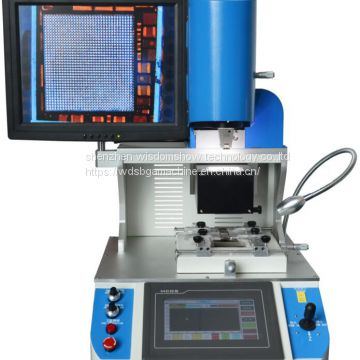 Laser position + Infrared BGA rework station WDS-700 motherboard repair laptop/ iPhone
