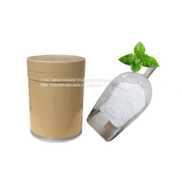 Cooling Agent WS-12 Food/Beverage/Medicine/ Tabacoo White Crystalline Powder