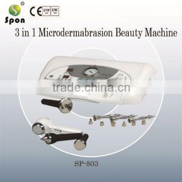 3 in 1 multifunctional facial equipment with cold&hot hammer (OEM/ODM)