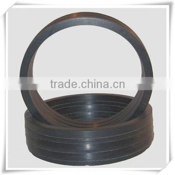 good dust proof V shaped PU rubber ring