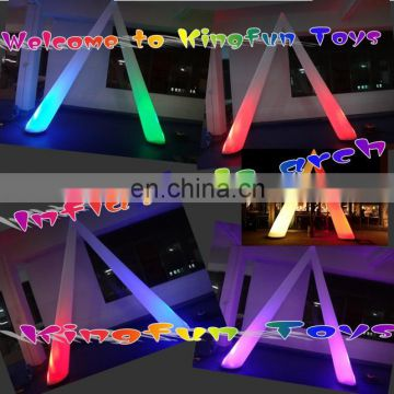 2014 Party/event inflatable LED arch