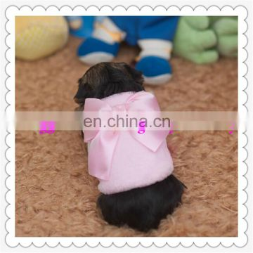 Lovely Headset Printed Blue Pet Clothes, 100%Polyester dog Clothing, Wholesale Plain Dog T-Shirt