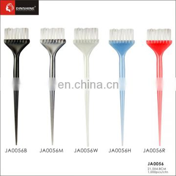 hot sale deaign plastic hair coloring dye brush