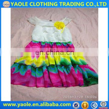 kids clothing wholesale from turkey second hand clothes cream children summer wear