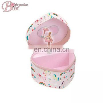 Hot Sale OEM Jewelry Musical Box with Dancer Wholesale