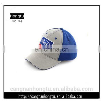 100% Cotton Customized Fashion Sports baseball caps with embroidery