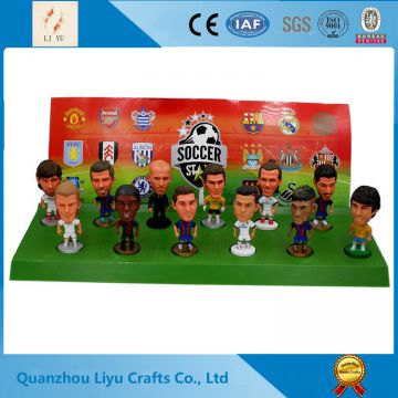 Wholesale Cheap Price Football Player Action Figure