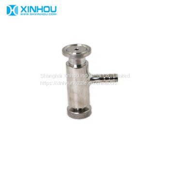 Sanitary Stainless Steel Triclamp Sample Valve