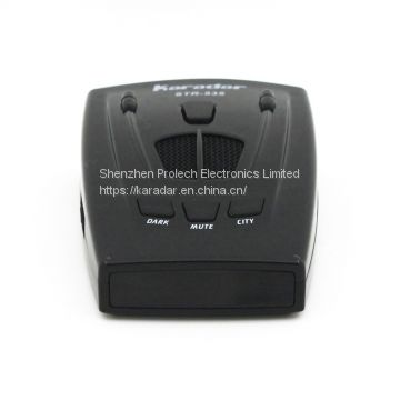 Karadar car alarm Radar Detector Anti Police Motion Detect Karadar 535Str