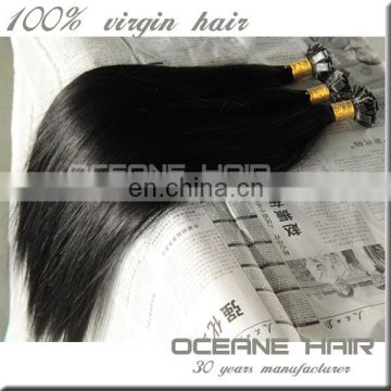 2014 Top quality hot selling cheap cuticle intact human peruvian straight hair