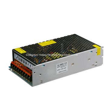Hot Selling 12v 20amp switching power supply for CCTV Camera