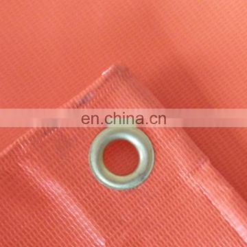 420gsm Weight PVC Coated Type fabric UV Resistant Tarpaulin