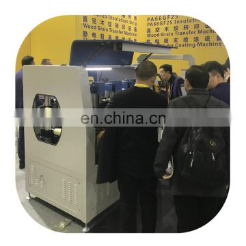 GYJ-CNC 5-axis rolling machine for aluminum windows and doors