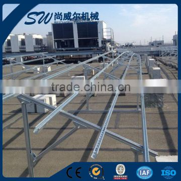 Best Price Galvanized C Channel Section Steel Pipe Used For