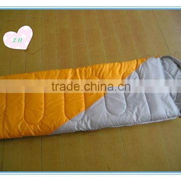 Online wholesale shop standard size polyester fiber sleeping bag