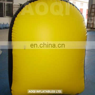 AOQI hard-wearing quality cheap price sporting inflatable paintball bunkers