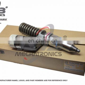 374-0751 3740751 DIESEL FUEL INJECTOR FOR CATERPILLAR C27 C15 Tier 3 ENGINES
