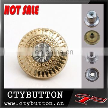 CTY-DP(48) hot sale custom jeans rivets buttons