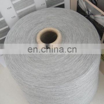 CVC 55/45 40s yarn for gloves knitting