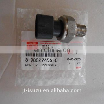 8-98027456-0 for 4HK1/Zx300-3 genuine part low cost pressure sensor