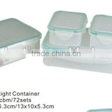 plastic food container,pp box ,air-tight food storage container