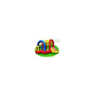 CQ8813 Inflatable Slide Castle