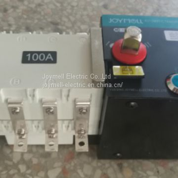 3P 4P 400A Automatic Changeover switch