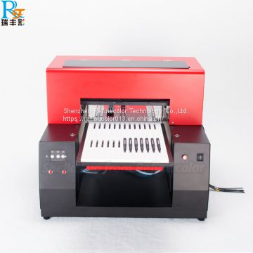a3 size uv flatbed printer uv led printer