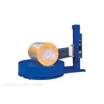 High quality reel wrapping machine