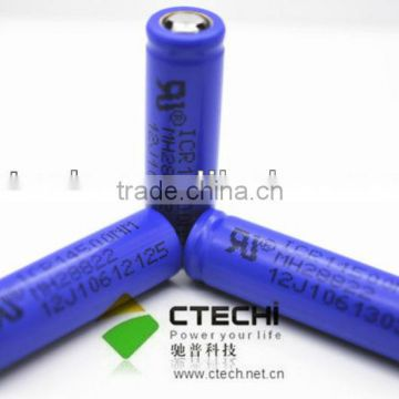 li ion battery cell ICR14500