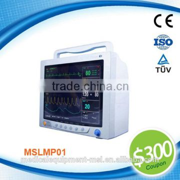 Coupon available! Hottest Patient Monitor/handheld patient monitor/Multi-parameter Patient Monitor in 2015 MSLMP01-N