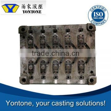 Yontone YT112 Good Team Work ISO Verified Plant Beautiful Appearance China  Supplier Aluminium Die Cast Moulding