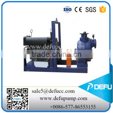 self-priming diesel centrifugal pump, oil pumping machine