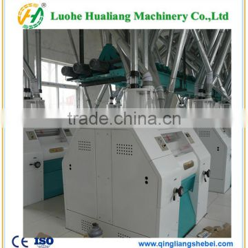 5-30TPD complete processing line wheat flour grinding machine with low price