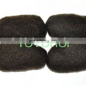 Unprocessed 5A Brazilian Virgin Human Hair Cheap Tight Afro Kinky Curly Hair Extensions Wholesale