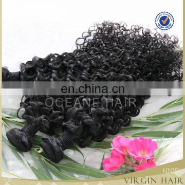 Tangle free permanent hair weaving,no tangle no shed hair weave
