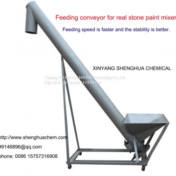 Q7 real stone paint mixer