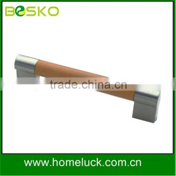 2014 new design furniture cabinet wooden pull handle from factory                                                                         Quality Choice