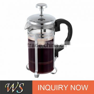 WSCHHH018 Hot selling 2017 trending products hand french press coffee maker