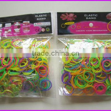 2014 Hottest Selling Fun Loops Rubber Band Diy Crazy Loom Bands