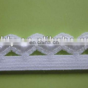 2013 new style elastic tape for bra strap