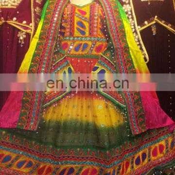 Afghan Kuchi Wedding tribal Dresses