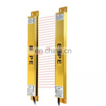 high sensitivity ultra-thin safety curtain EB15