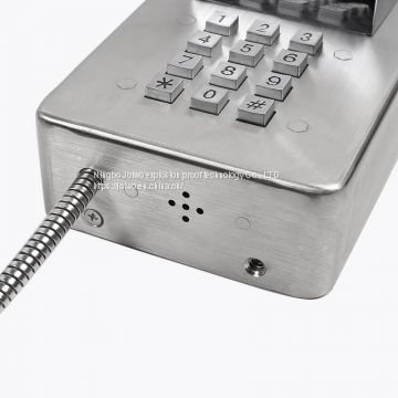 High quality Waterproof host phone for jail