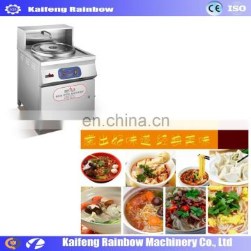 Automatic Electrical Pasta Boiling Machine electric noodle boiler/boiling machine