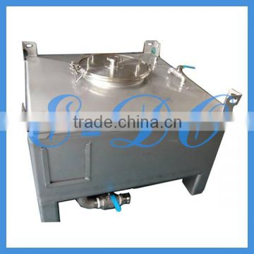 Food Grade Stainless Steel Cooking Oil Storage Container of IBC Tank