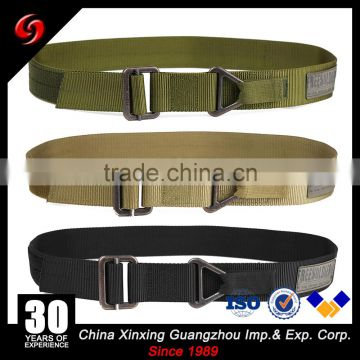 Zinc alloy buckle accessories for rescue high strength for mountaineering tactical military belts
